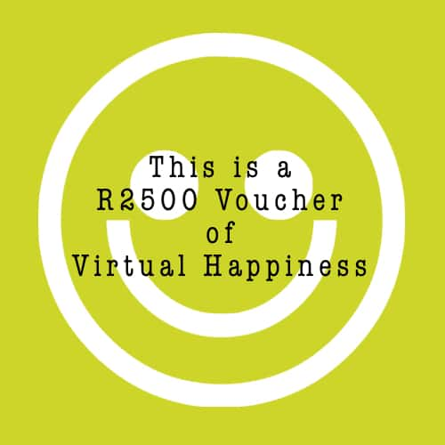 R2500 Electronic Gift Voucher