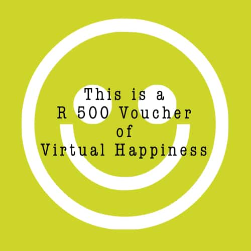 R500 Electronic Gift Voucher