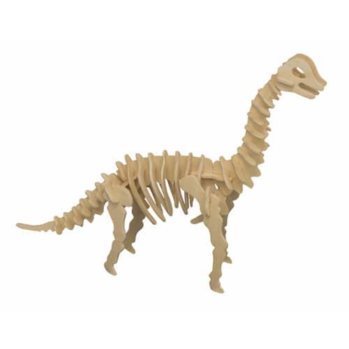4D Diplodocus Rex Puzzle