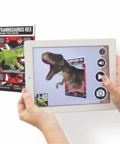 4D Tyrannosaurus Rex Puzzle
