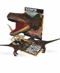 4D Velociraptor Rex Puzzle
