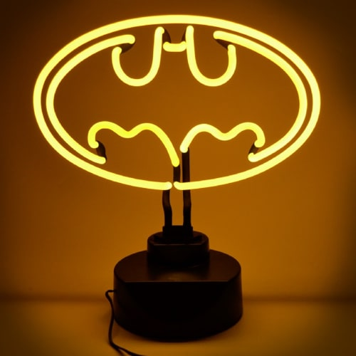 Batman Signal Neon Light