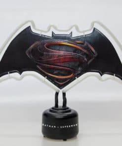 Batman V Superman Neon Light