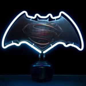 Batman V Superman Neon Light