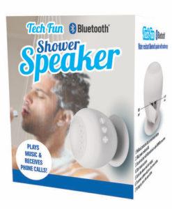 Bluetooth Shower Speaker – White