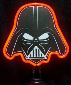 Star Wars Darth Vader Neon Light