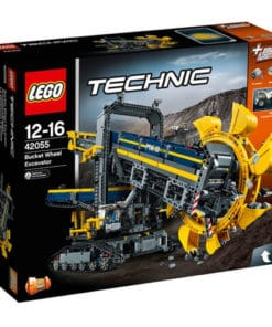 Lego Technic Bucket Wheel Excavator