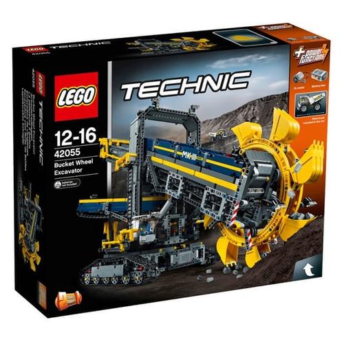 Lego Bucket Wheel Excavator (42055)