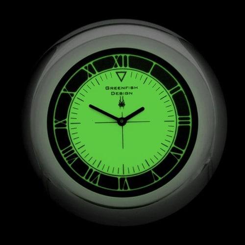 Midnight Pebble Clock – Roman