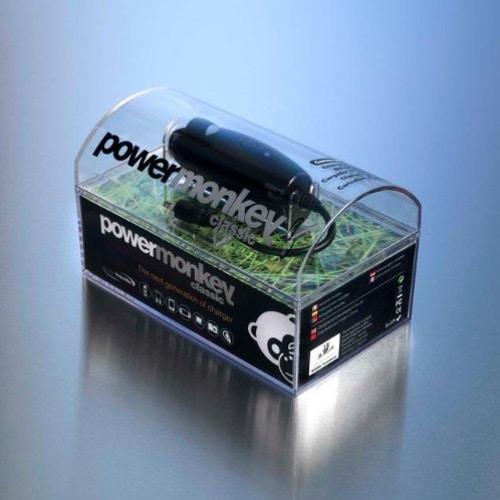 Powermonkey Classic - Black