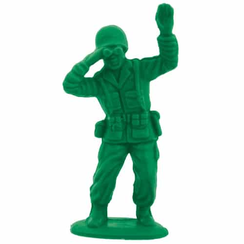 Retro Army Troopers