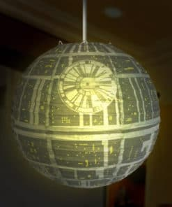 Star Wars Death Star Lamp Shade