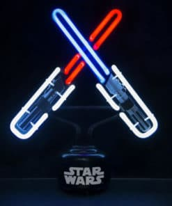 Star Wars Lightsaber Neon Light