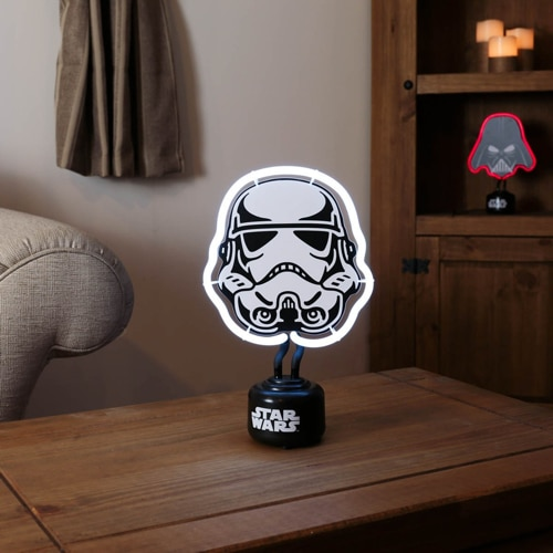 Star Wars Stormtrooper Neon Light