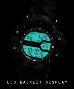Urban Tactical Watch – Combat