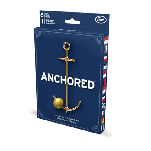 Anchored Cocktail Picks