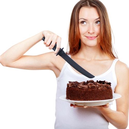 Samurai Cake Slicer