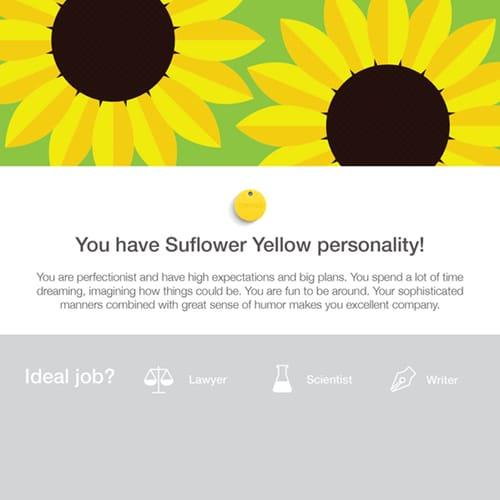 Chipolo - Sunflower Yellow