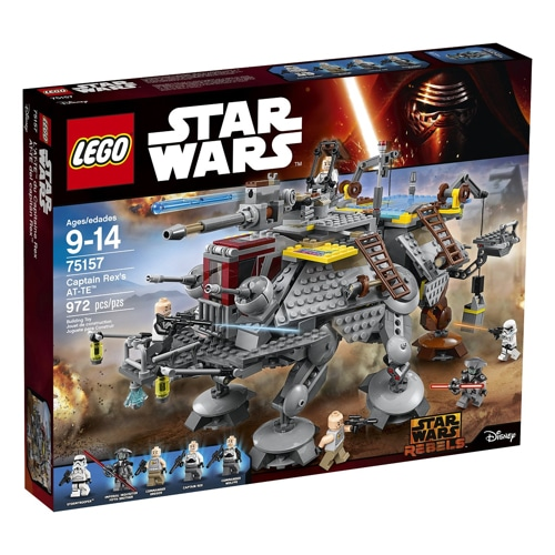 Lego Captain Rex's AT-TE (75157)