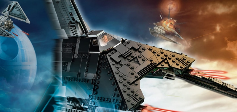 Lego Rogue One: A Star Wars Story Sets Revealed!