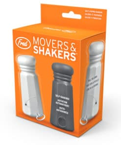 Movers & Shakers Salt and Pepper Shakers