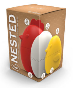 Nested Measuring Cups