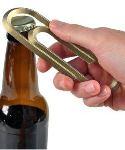 Paper Clip Bottle Opener