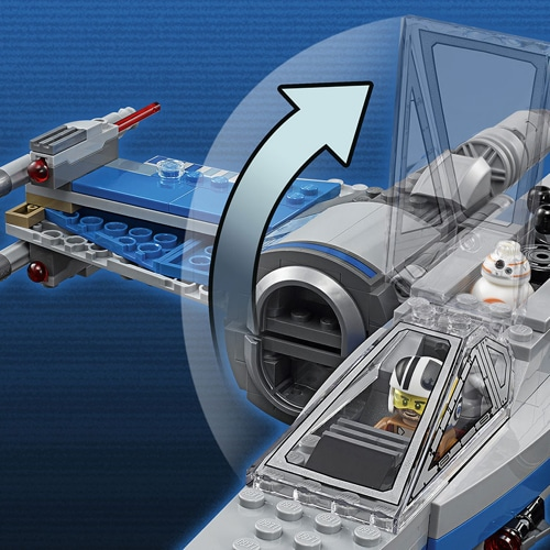 Buy Lego Star Wars Y Wing Starfighter: Lego Star Wars Resistance X-Wing Fighter (75149)