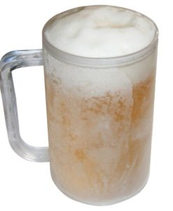 Beer O Clock Frosty Mug