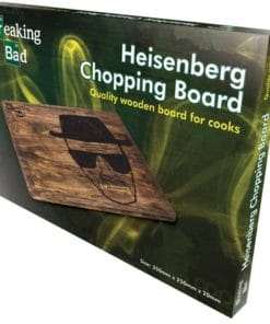 Breaking Bad Heisenberg Chopping Board