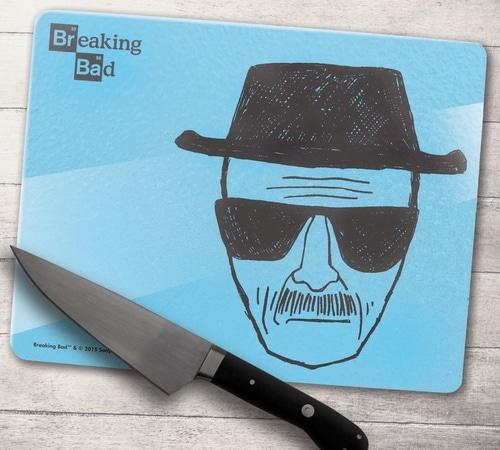Breaking Bad Heisenberg Worktop Saver