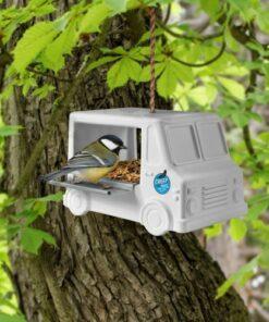 Cheap Eats Food Truck Bird Feeder