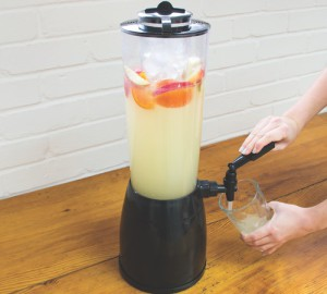 Cooling Drinks Dispenser