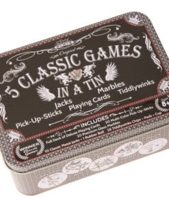 Games in a Tin