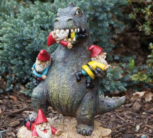 Garden Gnome Massacre