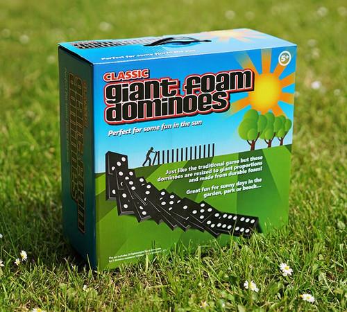 Giant Foam Dominoes