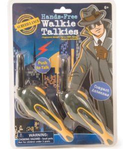 Hands Free Walkie Talkie