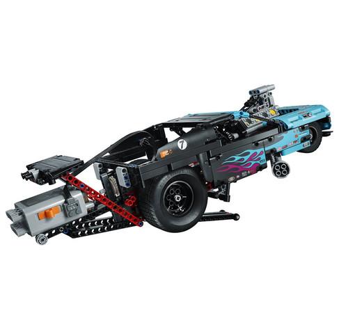 Lego Technic Drag Racer
