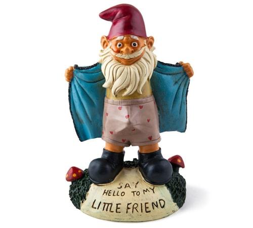 Garden Gnomes On Sale: Perverted Garden Gnome