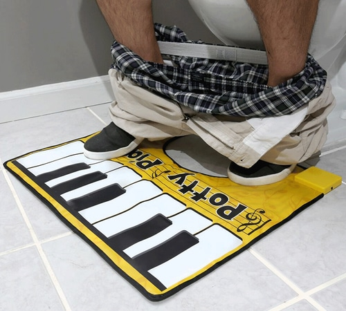 Potty Piano