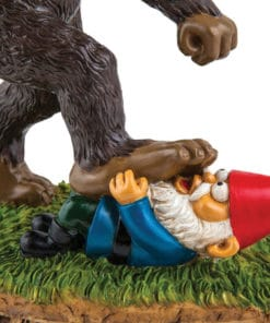 Sasquatch the Gnome Wrecker Garden Gnome