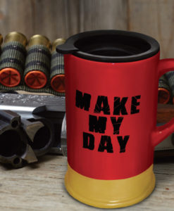 Shotgun Shell Travel Mug