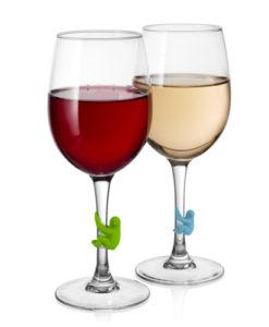 Sloth Social Climbers Wine Charms