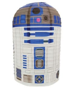Star Wars R2D2 Paper Light Shade