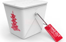 Takeout Container Compost Bin