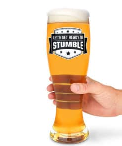 The World's Largest Beer Glass