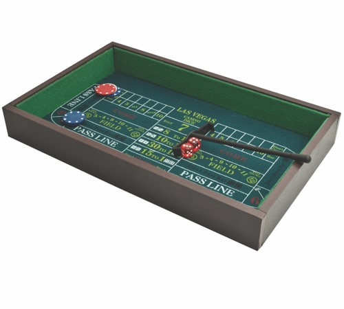 Charmant Vegas Nights 3 In 1 Gaming Table