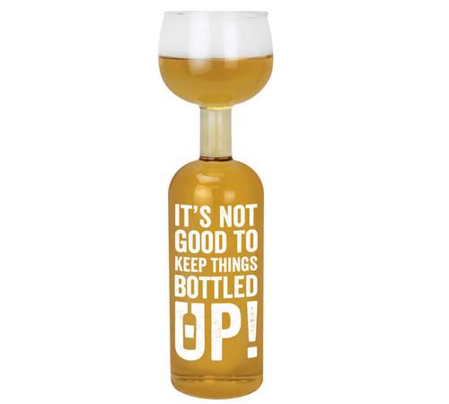 Wine Bottle Glass – Bottled Up