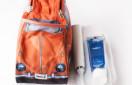 VW Beetle Toiletry Bag – Orange