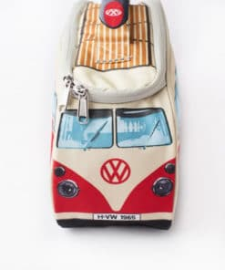 VW Camper Van Lunch Bag - Red